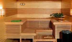 Custom Made Sauna