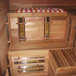 Custom Made Sauna