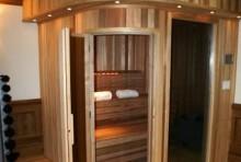 A Look at a Custom Made Sauna