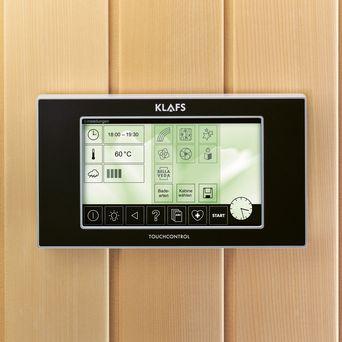 klafs east end spa sauna. Black Bedroom Furniture Sets. Home Design Ideas
